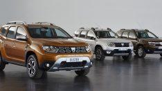 Dacia Duster'ın dünya prömiyeri Frankfurt'ta gerçekleşiyor!