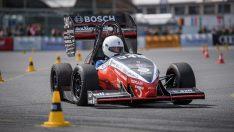 YTÜRacing ekibi Formula Student'ta vites artırdı!