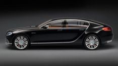 4 kapılı Bugatti mi geliyor?