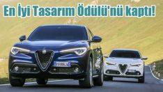 Alfa Romeo Yılın En İyi Tasarım Markası oldu!