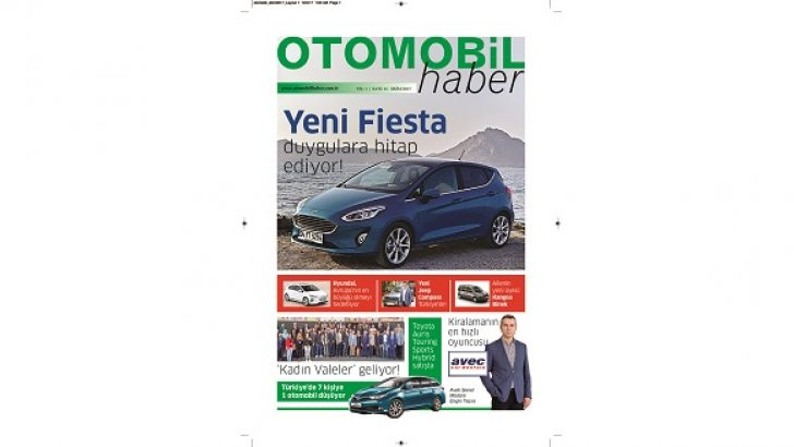 Otomobil Haber Dergisi Ekim 2017