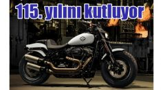 Harley Davidson 115. yılını 8 yeni modelle kutluyor!
