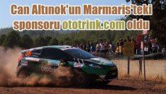 Ototrink.com Can Altınok'un sponsoru oldu