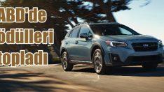 Subaru'nun 6 modeli güvenlik ödülü kazandı