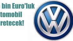 5 bin Euro'ya otomobil!