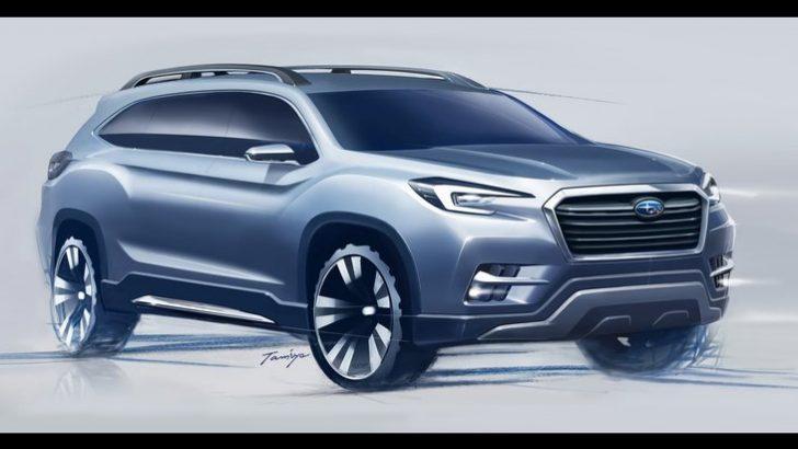 2017 Subaru Ascent