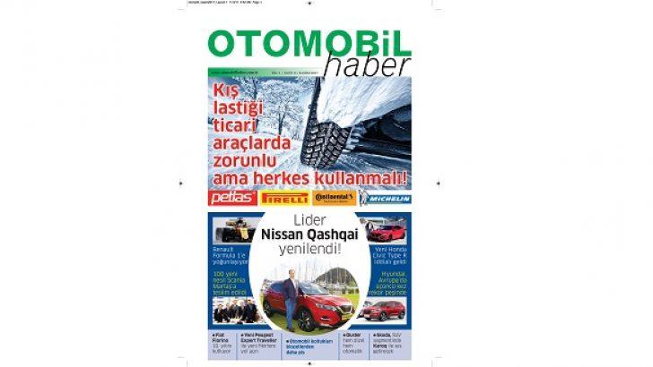 Otomobil Haber Dergisi Kasım 2017