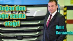 Doğan Holding ağır vasıta pazarında da gaza bastı!