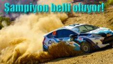 Fiesta Rally Cup'ta heyecan dorukta!