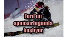 Snowboard Dünya Kupası Ford'un sponsorluğunda başlıyor