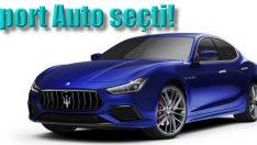 Maserati Ghibli 'Yılın Otomobili' seçildi!