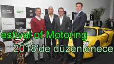 Festival of Motoring'in startı verildi