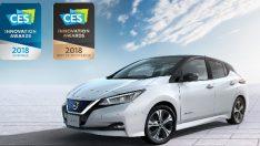 Nissan Leaf'e 'En İyi İnovasyon' ödülü