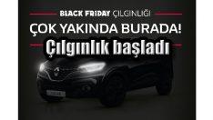 Renault ve Dacia'da Black Friday fırsatı