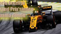 Renault Brezilya'dan puan çıkarmayı başardı