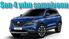 Renault sahibi olmanın ayrıcalığı!