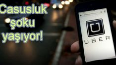 Uber'e casusluk suçlaması!