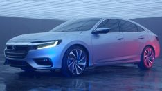 2018 Honda Insight Concept