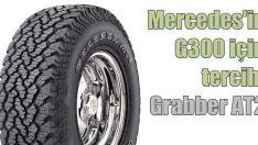 Mercedes, G300 için General Tire ile anlaştı