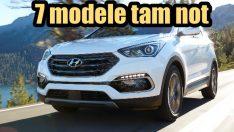 Hyundai'nin 7 modeline çarpışma testlerinden tam not