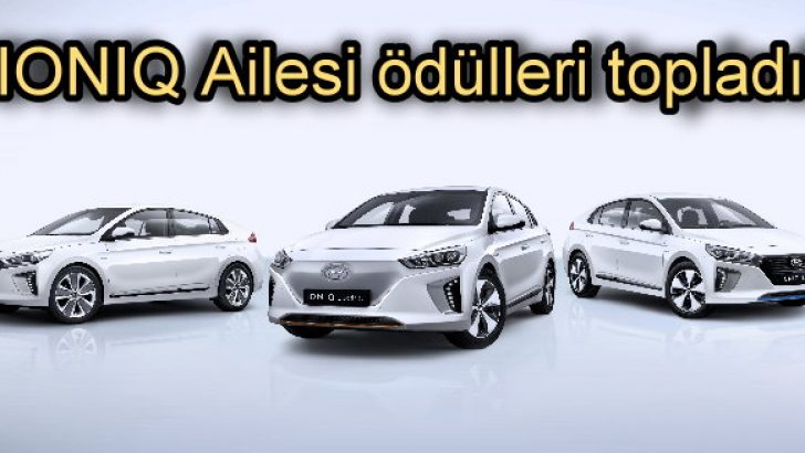 En iyi kadın otomobili Hyundai IONIQ oldu