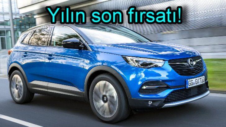 685 TL taksitle Opel sahibi olacaksınız