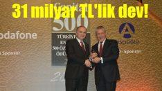 Petrol Ofisi Türkiye'nin en büyük ikinci şirketi oldu!