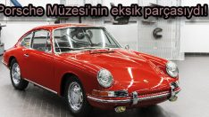 Porsche'nin en eski 911'i!