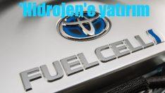 Toyota hidrojen santralı kuracak!