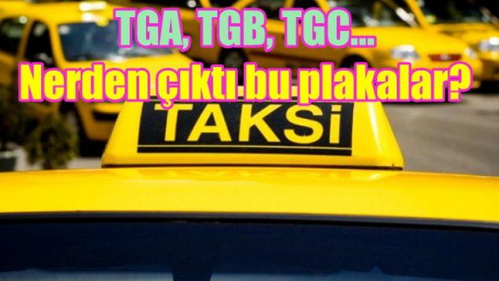 İstanbul'da yeni taksi plakaları trafiğe çıktı