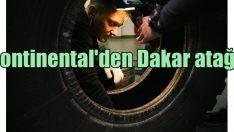 Continental Dakar'da işbirliğini genişletiyor