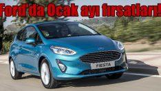 Ford'da yeni fırsatlar
