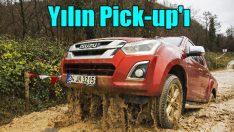 Yılın Pick-up'ı Isuzu D-Max oldu!