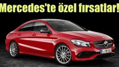 Mercedes'te otomobil, hafif ticari ve kamyonlarda fırsat!