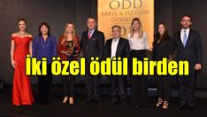 ODD'den Mercedes-Benz Türk'e iki özel ödül!