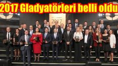 ODD Gladyatör Ödülleri sahiplerini buldu!