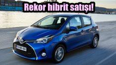 11 milyon hibrit araç sattı!
