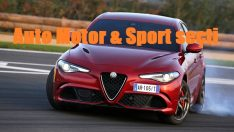 Giulia'ya 'Yılın En İyi Otomobili' ödülü