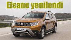 Dacia'nın efsaneleşen modeli Duster yenilendi