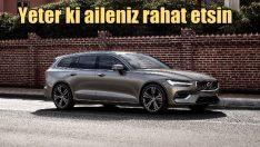 Volvo yeni V60'ı gururla sunar