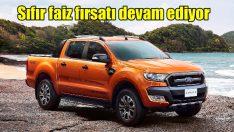Ford ticarilerde sıfır faiz fırsatı