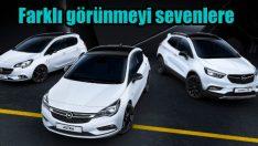 Opel'den Black Edition donanımı