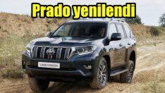 Efsane 4×4 Land Cruiser Prado yenilendi