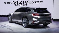 Subaru VIZIV Tourer Concept Cenevre'de podyuma çıktı