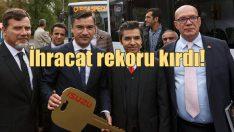 Anadolu Isuzu'dan ihracat rekoru!