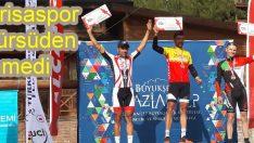 Bisiklet yarışlarının tartışmasız lideri: Brisaspor