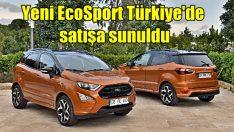 Yeni Ford Ecosport Türkiye'de!