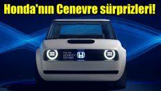 Honda Cenevre'de geleceğin ipuçlarını verecek