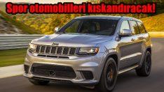 En hızlı Jeep, Trackhawk sonbaharda geliyor!