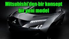 Mitsubishi e-Evolution Concept'in perdesini kaldırıyor!